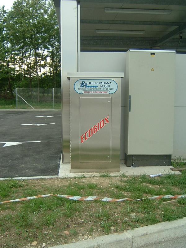 Biološke čistilne naprave - BTC - PE MURSKA SOBOTA