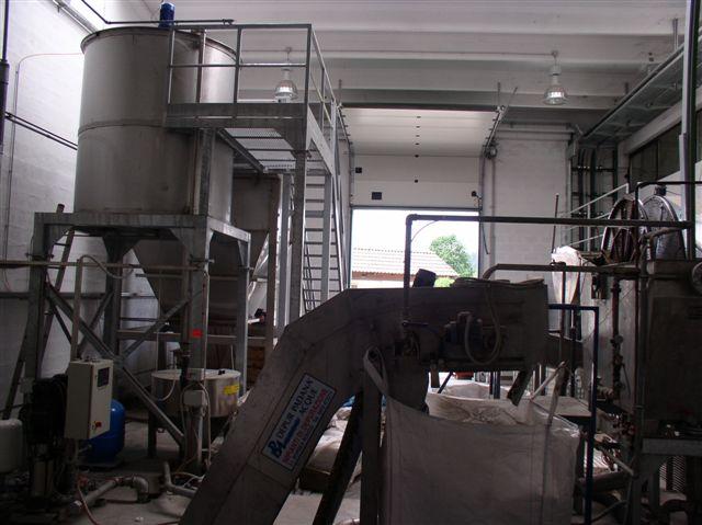 Kemično-fizične čistilne naprave - OMAPLAST - GROSUPLJE